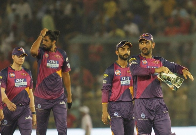 धोनी जैसा कप्तान होने के बाद भी आखिर क्यों लगातार हार रही है पुणे?? 5
