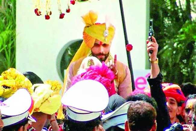 विवादों में फँसा रीवा सोलंकी और रविन्द्र जड़ेजा की शादी 13