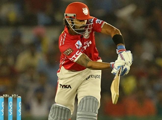 किंग्स इलेवन पंजाब और राइजिंग पुणे सुपरजायंट्स के मैच के आंकड़ें 5