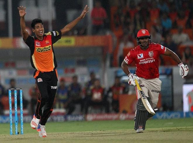 सनराइजर्स हैदराबाद के खिलाफ इन कारणों से हारा पंजाब 9