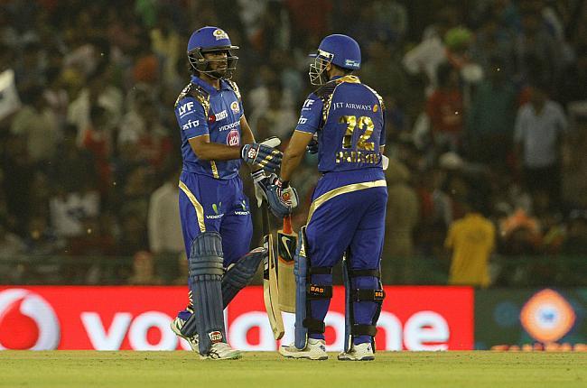 पार्थिव पटेल और अम्बाती रायडू के अर्द्धशतक की बदौलत पंजाब पर मुंबई की विशाल जीत 8