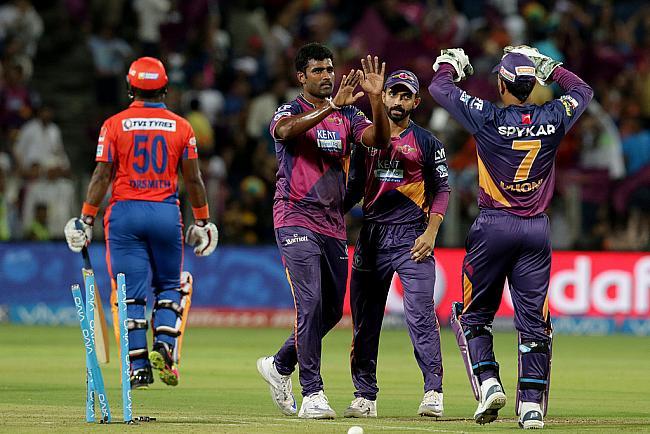 रोमांचक मैच में 3 विकेट से जीता गुजरात, पुणे की एक और हार 12