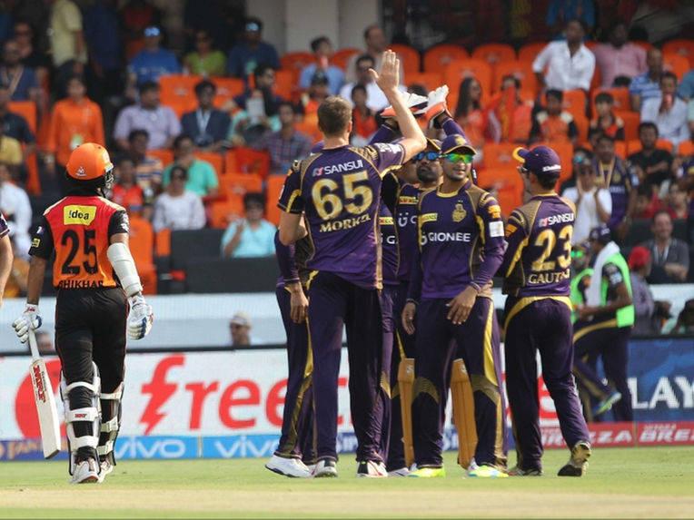 ये रहे वह 5 कारण जिनकी वजह से हारा सनराईजर्स हैदराबाद 7