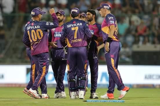 रहाणे और गेंदबाजों के शानदार प्रदर्शन के बदौलत पुणे ने दिल्ली को हराया 2