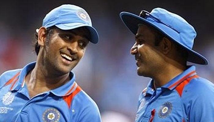 इरफान पठान को टीम में न लेने पर वीरेंद्र सहवाग ने उड़ाया महेंद्र सिंह धोनी का मजाक 1