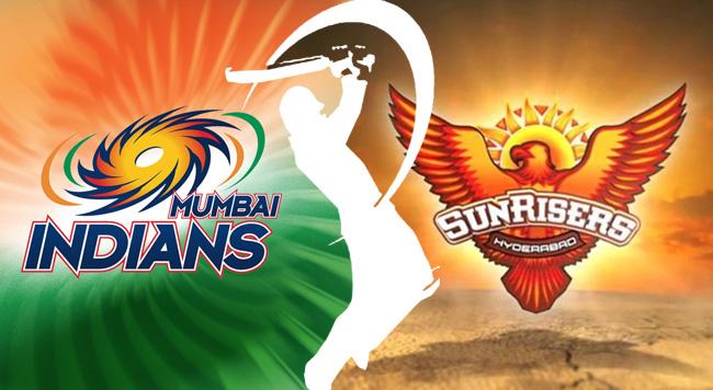मैच प्रिव्यू: मुंबई इंडियंस बनाम सनराइजर्स हैदराबाद