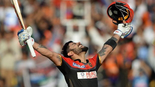 ट्वीटर रिएक्शन: विराट ने लगाया आईपीएल का दूसरा शतक, ट्वीटर पर मिली बधाईयाँ 1