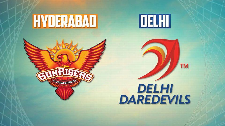 मैच प्रीव्यू: सनराइजर्स हैदराबाद बनाम दिल्ली डेयरडेविल्स 6