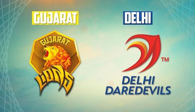 गुजरात की निगाहें दिल्ली को हरा टॉप पर बने रहने पर 17