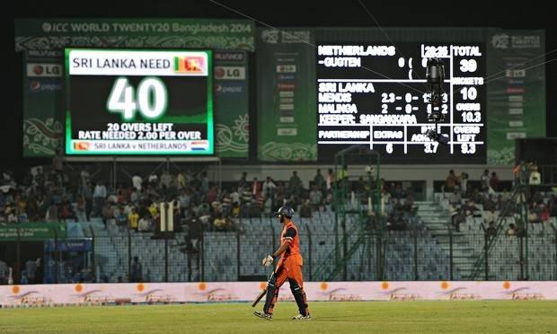 ऐसे 5 मौके जब बुरी तरह बिखर गयी बल्लेबाजी, कि विश्वास करना मुश्किल है 10