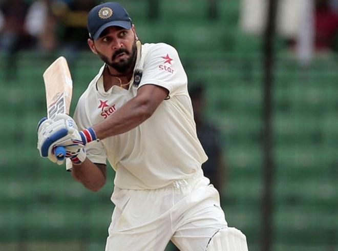 भारतीय टीम के बढ़त के बाद भी मुरली विजय की इस हरकत से दुखी है पूर्व टीम डायरेक्टर रवि शास्त्री