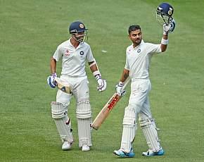 विराट कोहली और अंजिक्य रहाने का नाम बीसीसीआई ने खेल रत्न के लिए खेल मंत्रालय भेजा 16