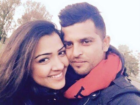 टीम इंडिया के स्टार बल्लेबाज सुरेश रैना की पत्नी को हुई बेटी 1