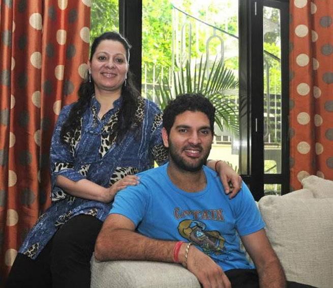 युवराज सिंह : जोश, जवानी और बुरे दौर के बाद सफलता की कहानी 8