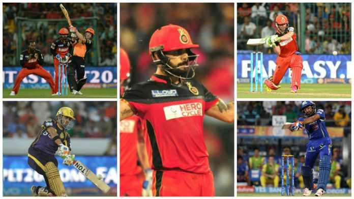 आंकडो का विश्लेषण : आईपीएल 2016 के 5 टॉप बल्लेबाज़ 9