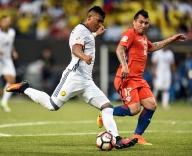 कोपा अमेरिका : चिली ने कोलंबिया को हरा फाइनल में जगह बनाई 3