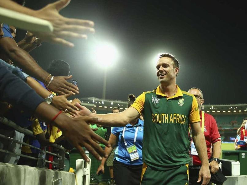 ब्रेकिंग न्यूज़: ए बी डीविलियर्स ने लिया बड़ा फैसला छोड़ी वनडे क्रिकेट की कप्तानी, खेलते रहेंगे टेस्ट क्रिकेट 2