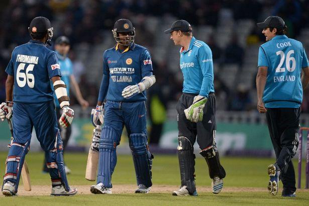 नॉटिंघम एकदिवसीय : प्लंकट के छक्के से श्रीलंका-इंग्लैंड मैच टाई 7