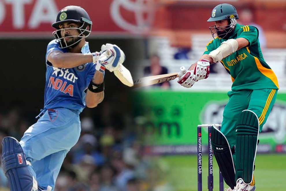 RECORD: हाशिम अमला ने पूरे किये एकदिवसीय क्रिकेट में अपने आठ हजार रन, गांगुली और रोहित को छोड़ा पीछे 3
