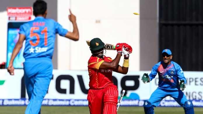 भारत बनाम ज़िम्बाब्वे के लो स्कोरिंग मैच में टूट गये काफी बड़े-बड़े रिकॉर्ड