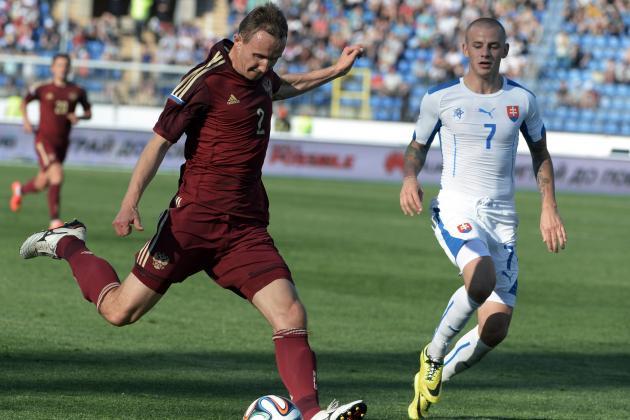 यूरो 2016 : स्लोवाकिया ने रूस को 2-1 से दी मात 1
