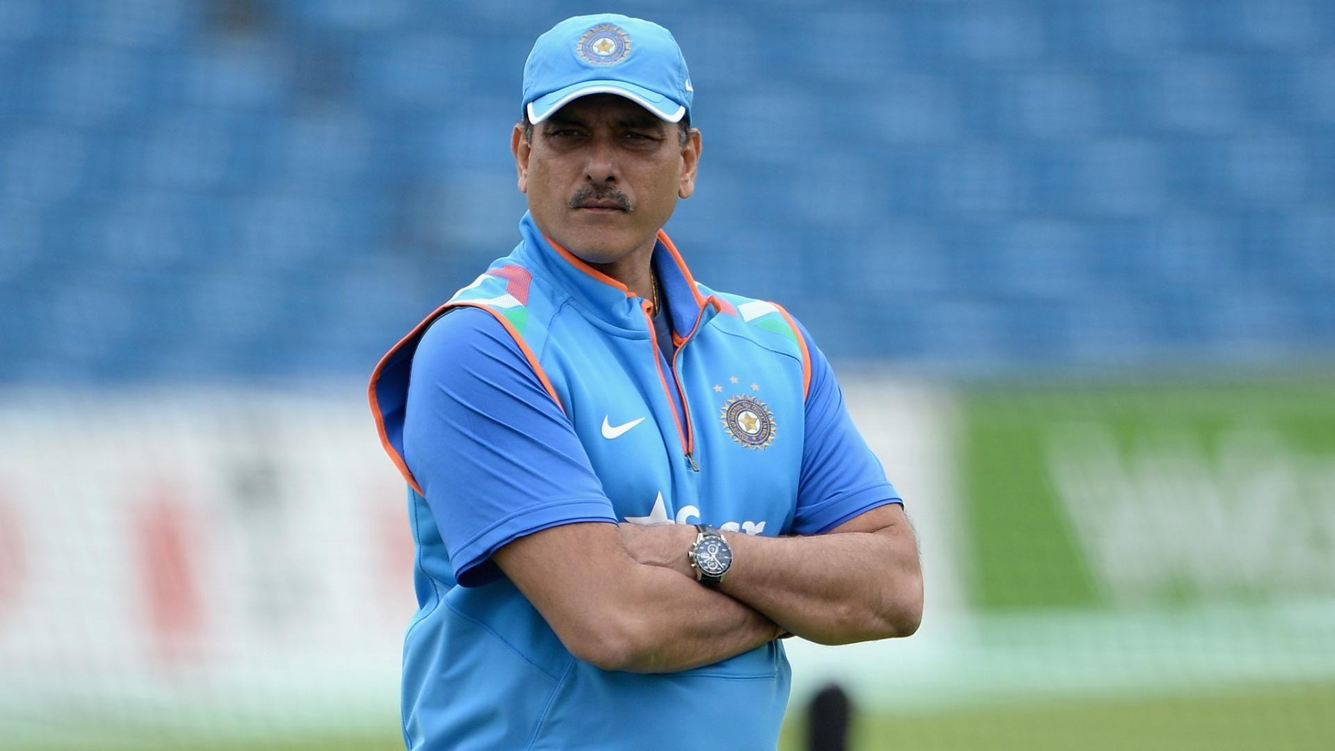 टीम इंडिया का कोच न बनाए जाने से रवि शास्त्री हुए निराश 6