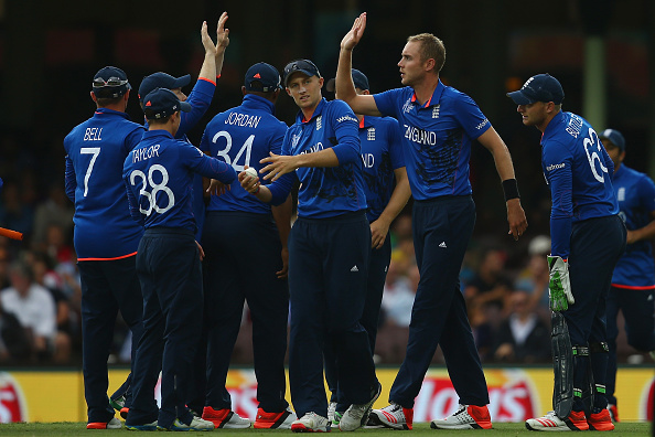 England v Afghanistan - 2015 ICC Cricket World Cup