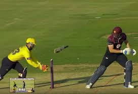 जब विकेटकीपर ने खुद बल्लेबाज़ को हिट-विकेट होने से बचाया 12