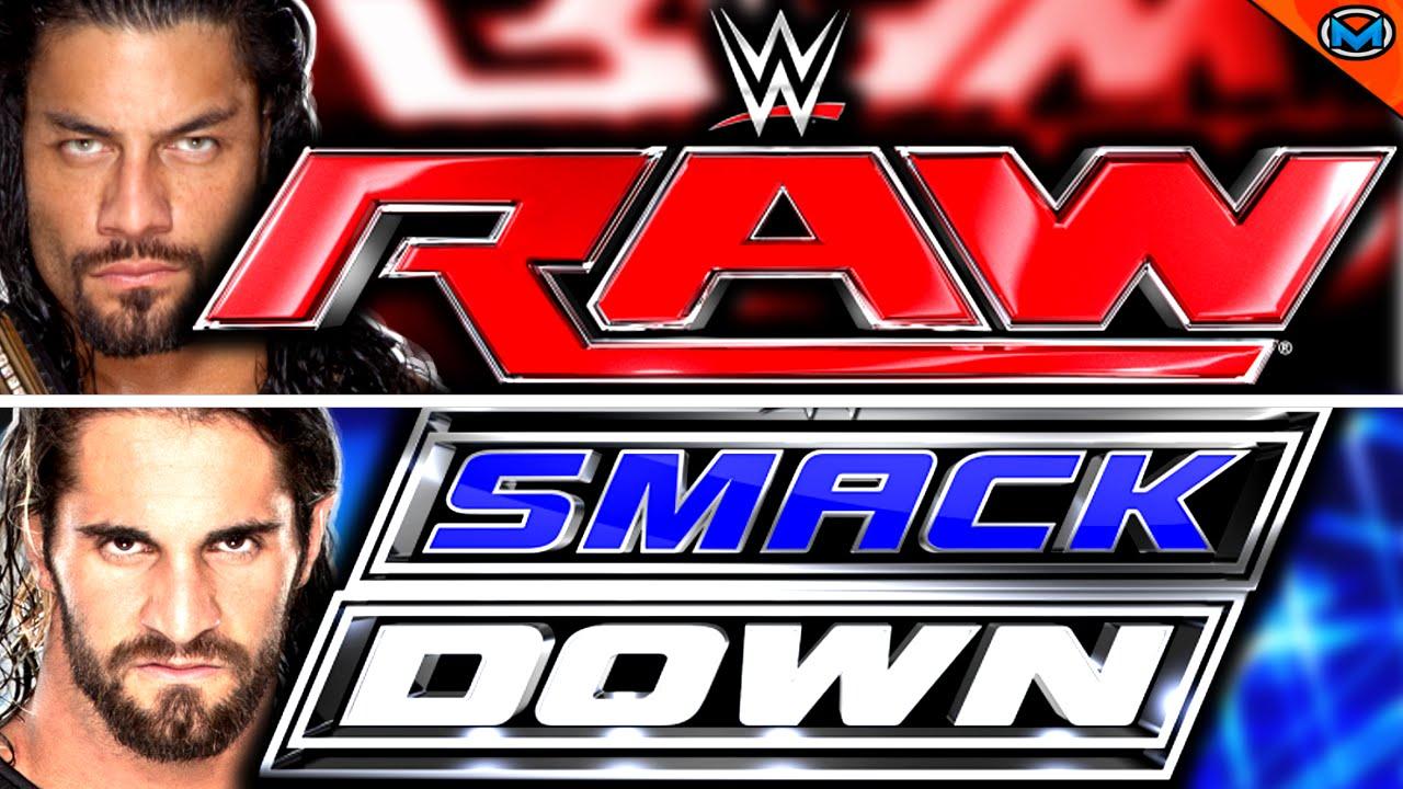 LIVE: SMACKDOWN और RAW के लिए WWE प्लेयर ड्राफ्ट लिस्ट 14