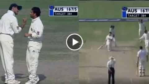 विडियो: जब सचिन ने गांगुली को गलत साबित कर बनाया विश्व रिकॉर्ड 13