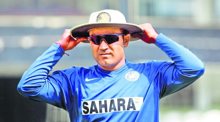 सहवाग ने विश्व क्रिकेट कों एक बार फिर फादर ऑफ़ क्रिकेट की याद दिलाया
