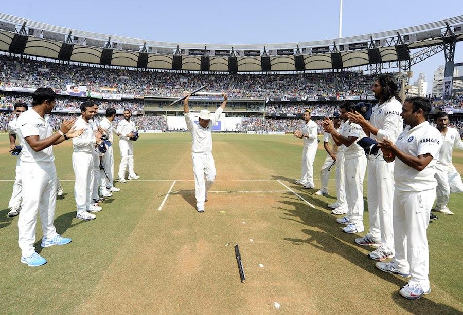 महान बल्लेबाज़ कों उनके अंतिम मैच में आउट कर इन गेंदबाजों ने प्रसंशको की आँखों में ला दिया आंसु 10