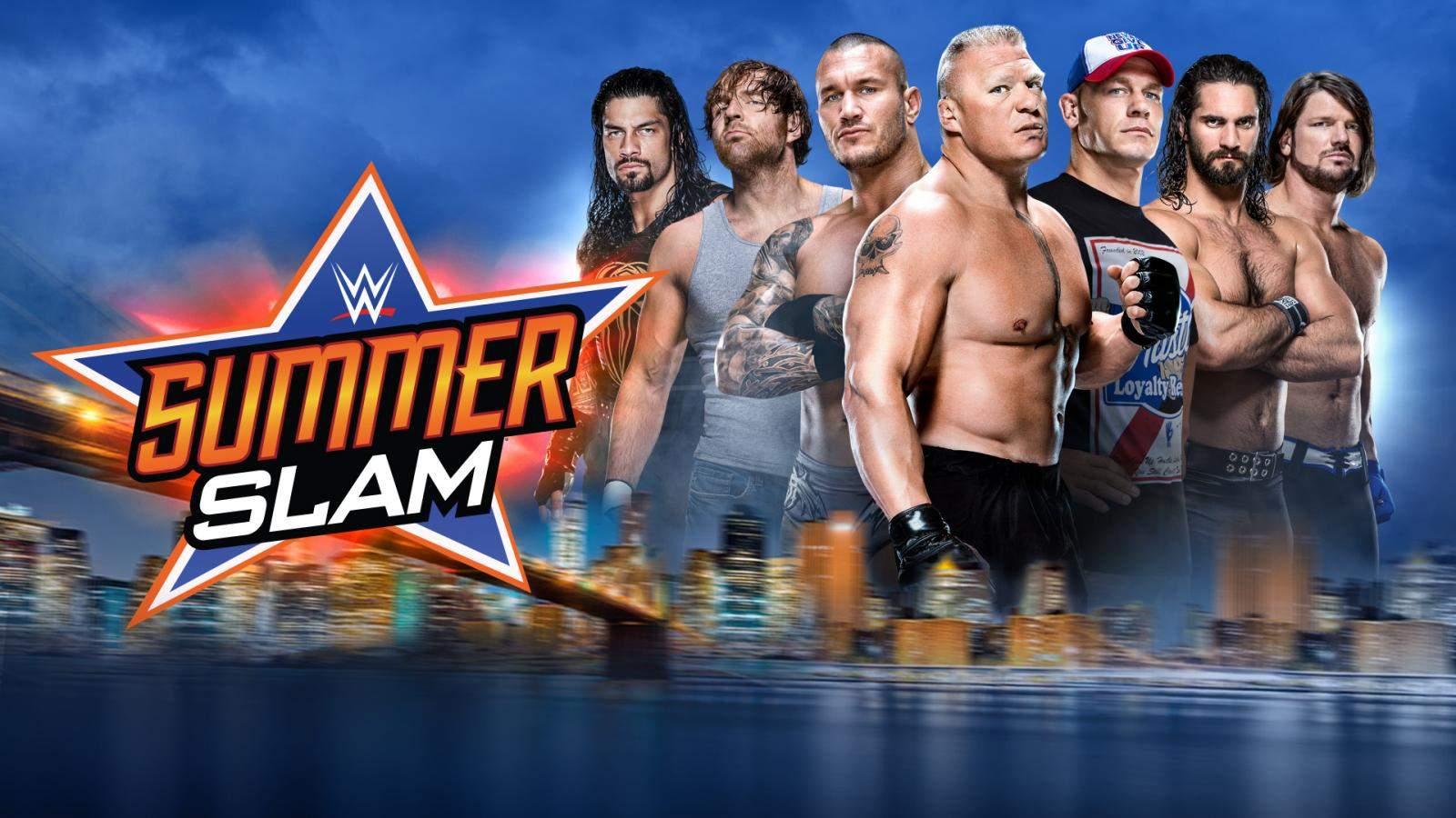 WWE Summer Slam रिजल्ट : 21 अगस्त 2016 9