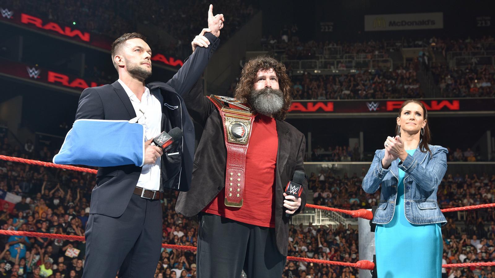 WWE RAW रिजल्ट 22 अगस्त, 2016 9