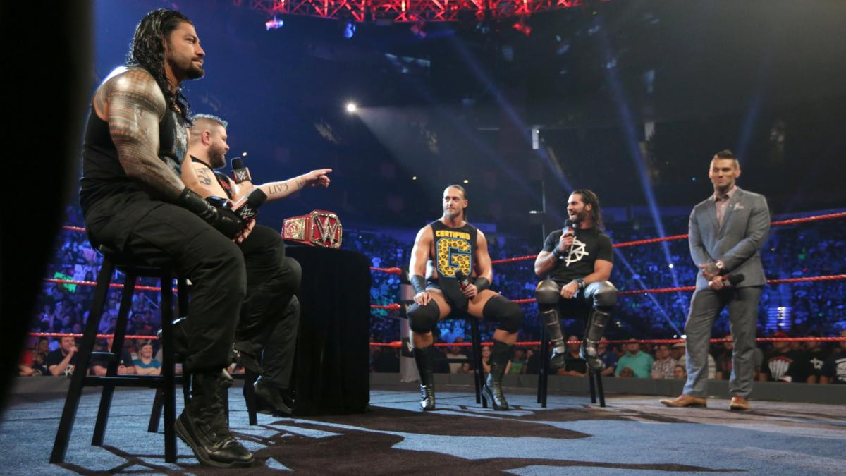 reigns owens rollins and cass