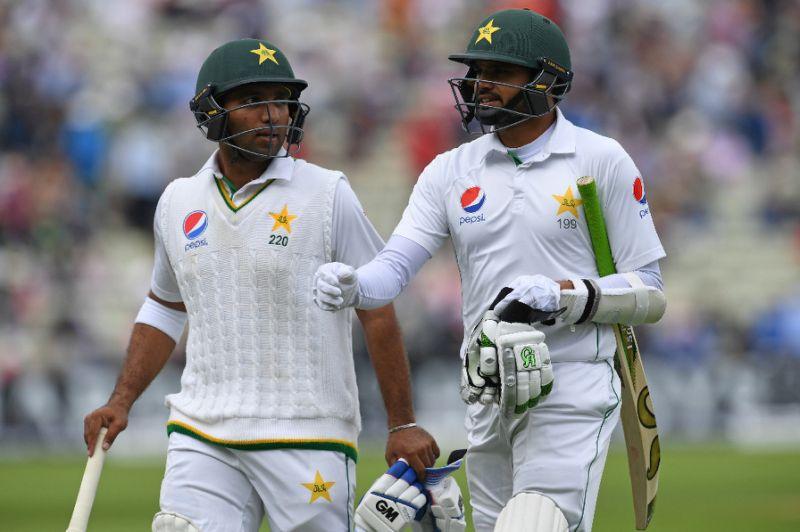 बर्मिघम टेस्ट : समी, अजहर की बदौलत पाकिस्तान मजबूत (257/3) 7