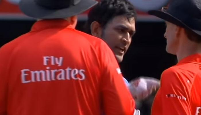 धोनी ने लगाया था अम्पायरों पर फ्लोरिडा में मैच रद्द करने का आरोप, अब आईसीसी ने दिया बड़ा बयान 7