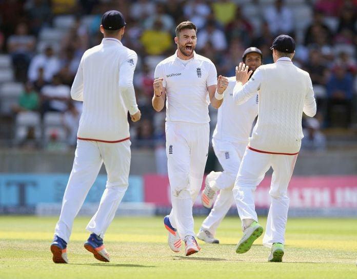 भारतीय तेज गेंदबाज जहीर खान से मिली प्रेरणा : जेम्स एंडरसन 1
