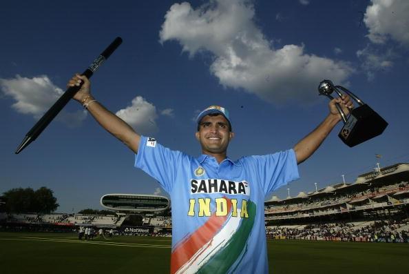 सौरव गांगुली की कप्तानी में खेलने वाली सर्वश्रेष्ठ वनडे एकादश 8