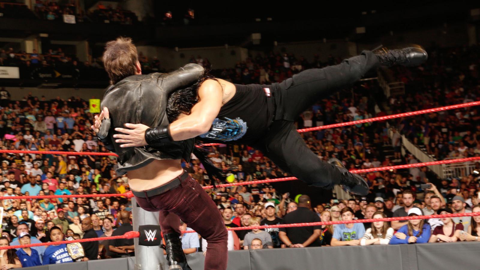 WWE RAW रिजल्ट, 5 सितम्बर 2016 7