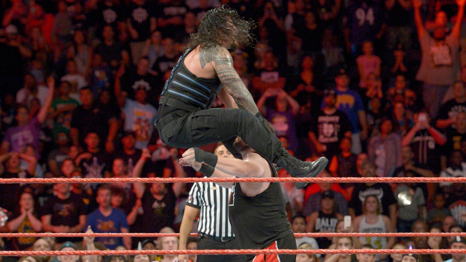 WWE RAW रिजल्ट 12 सितम्बर 2016 6