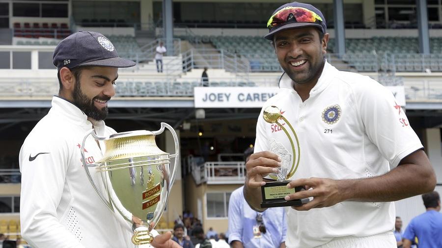 'आईसीसी प्लेयर ऑफ़ द डिकेड' अवॉर्ड के लिए विराट कोहली और अश्विन नॉमिनेट, रोहित भी इन अवार्ड्स के लिए नामित 2