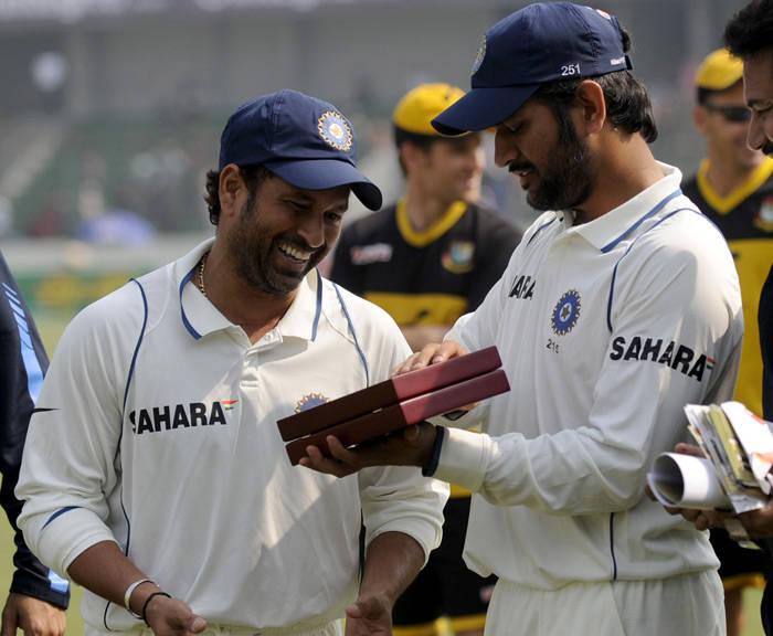 विजडन ने किया भारत की महानतम टेस्ट XI के ऐलान, धोनी टीम के कप्तान