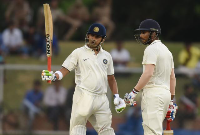 दलीप ट्रॉफी : बारिश के कारण इंडिया रेड-इंडिया ब्लू ड्रॉ खेलने पर मजबूर 1