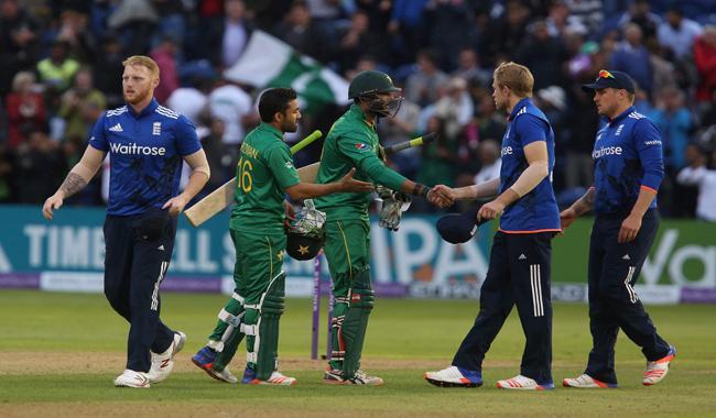 कार्डिफ एकदिवसीय : पाकिस्तान ने इंग्लैंड को 4 विकेट से हराया 3