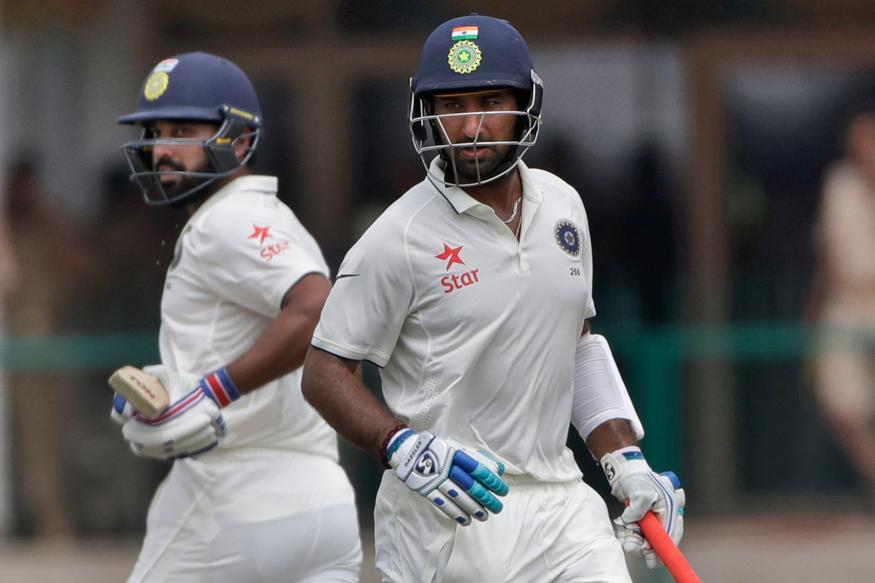 भारत बनाम न्यूज़ीलैंड: चौथा दिन: भारत कों लगा मुरली विजय के रूप में पहला झटका, कप्तान विराट कोहली बल्लेबाजी के लिए आये 3