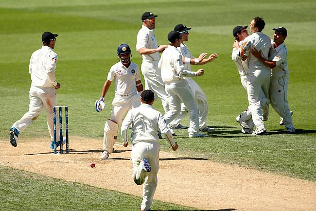 पहले ही दिन अभ्यास मैच में मुंबई रणजी टीम ने दिया न्यूज़ीलैंड कों कड़ी टक्कर 10