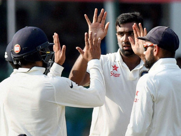 अश्विन 200 विकेट लेने वाले दूसरे सबसे तेज गेंदबाज 3