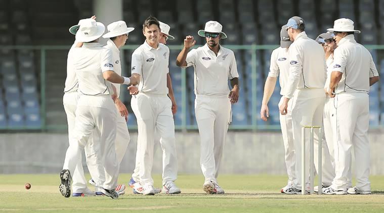 अभ्यास मैच : मुंबई ने न्यूजीलैंड पर ली 107 रनों की बढ़त 9