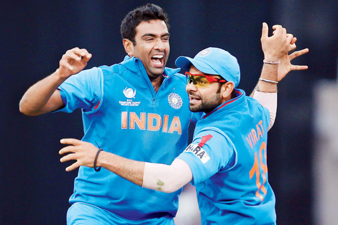 'आईसीसी प्लेयर ऑफ़ द डिकेड' अवॉर्ड के लिए विराट कोहली और अश्विन नॉमिनेट, रोहित भी इन अवार्ड्स के लिए नामित 1